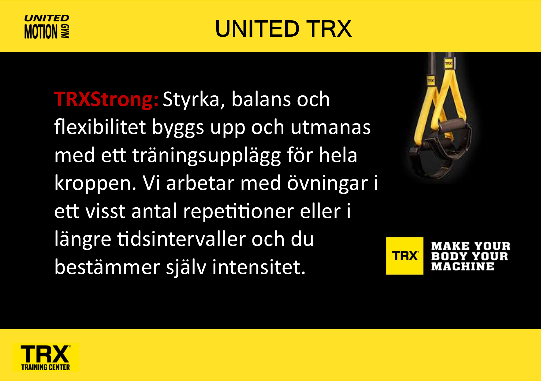 TRXStrong